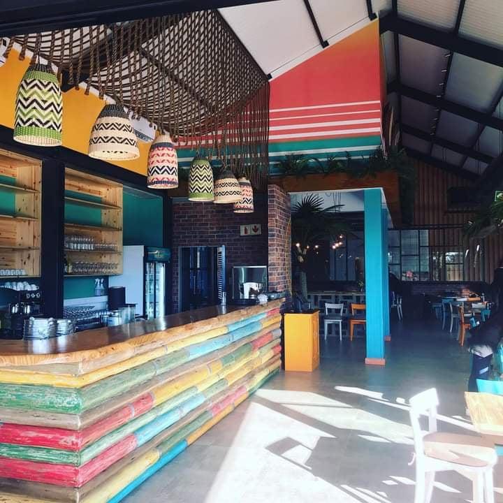 Mozambik Nelspruit Bar