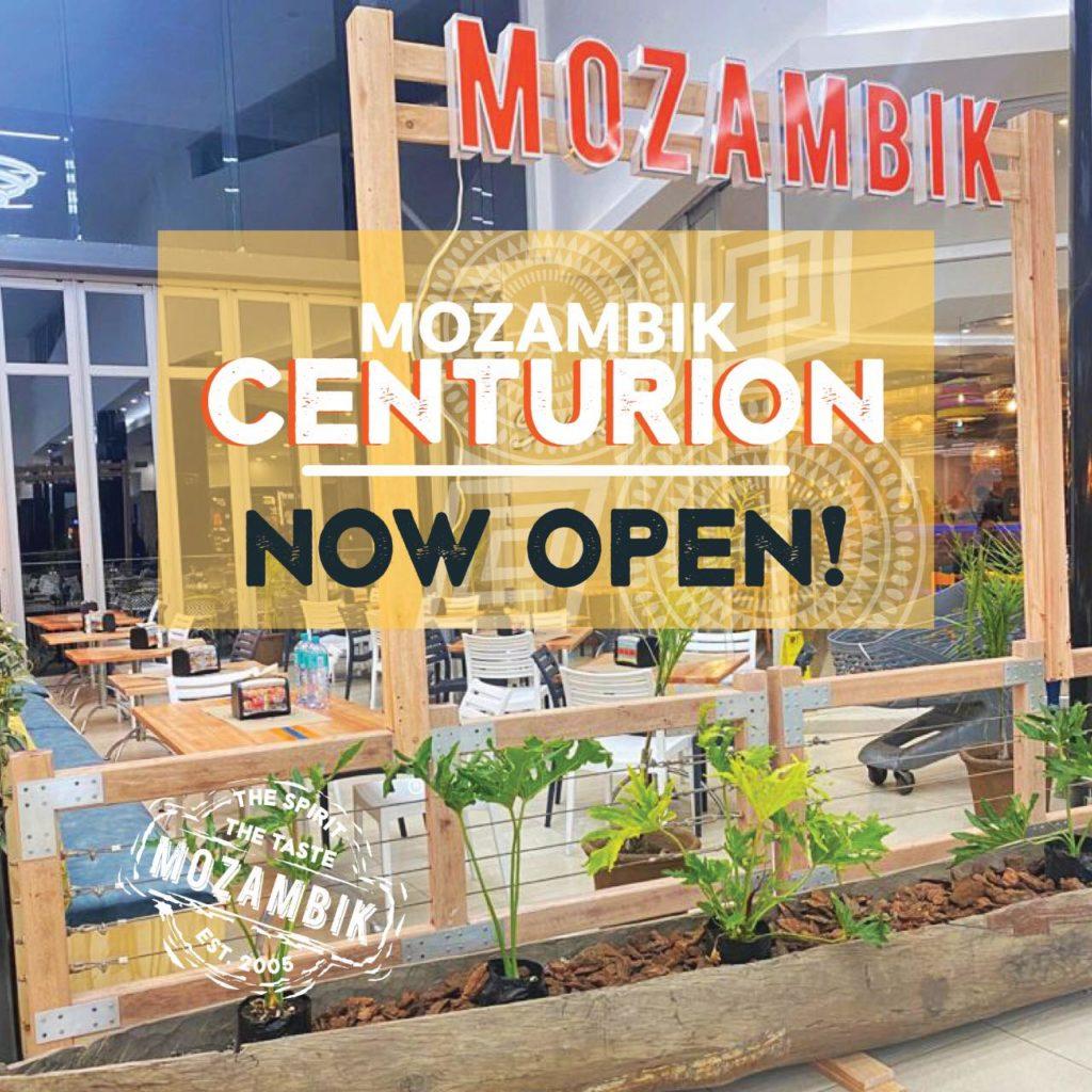 Mozambik Centurion Mall