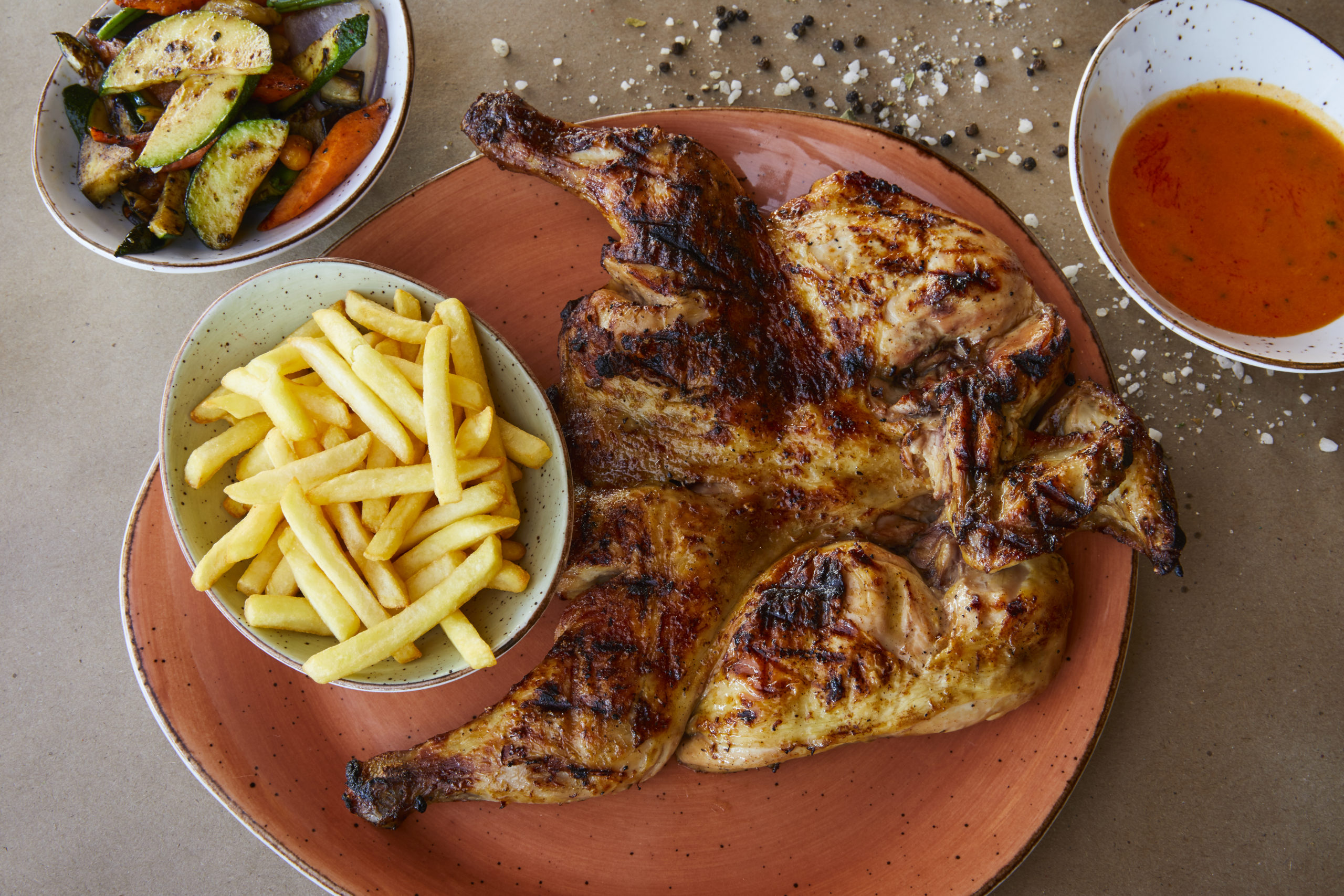 Mozambik Chicken