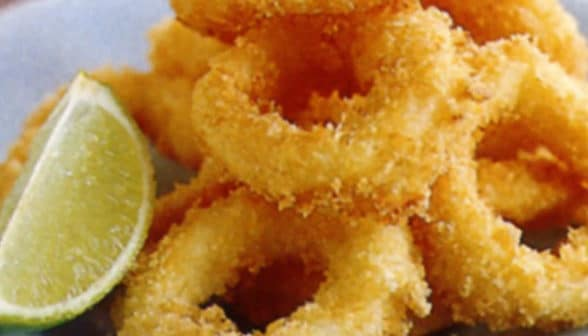 CRUMBED/MARINATED CALAMARI