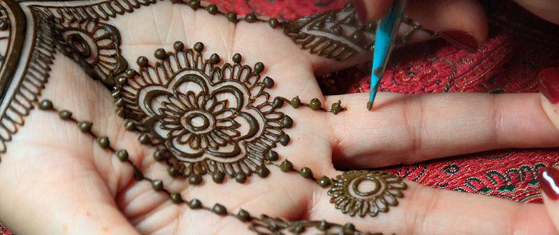 The History of Henna